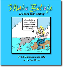 Make Beliefs to Spark Your Writing
