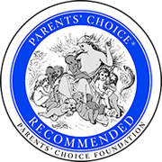 Parents' Choice  Foundation Recommended Award